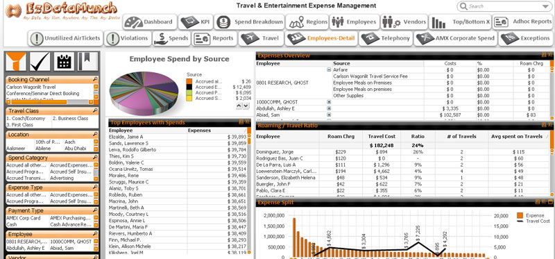employee expense report