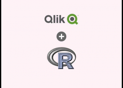 Webinar Video: Predictive Analytics Made Simple By Using Qlik And R – A User Focused Approach.