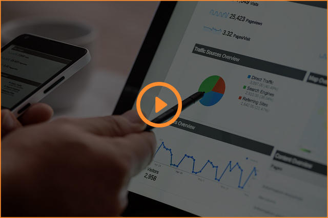 business intelligence dashboard webinar