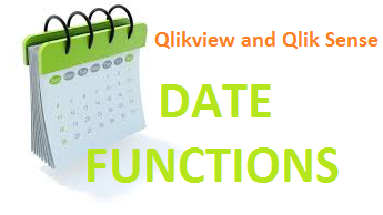 How to Use Simple Date Functions in QlikView and Qlik Sense