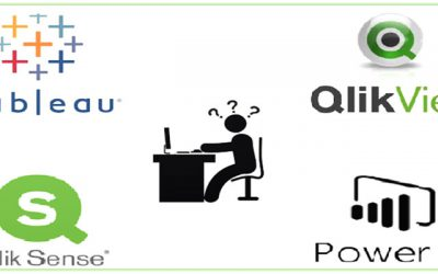 Benefits/Advantages of QlikView, QlikSense, Tableau and Power BI