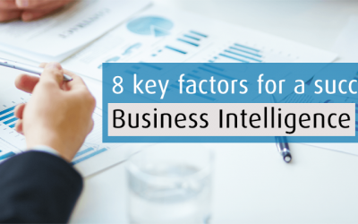 8 Key Factors for a Successful Business Intelligence Strategy