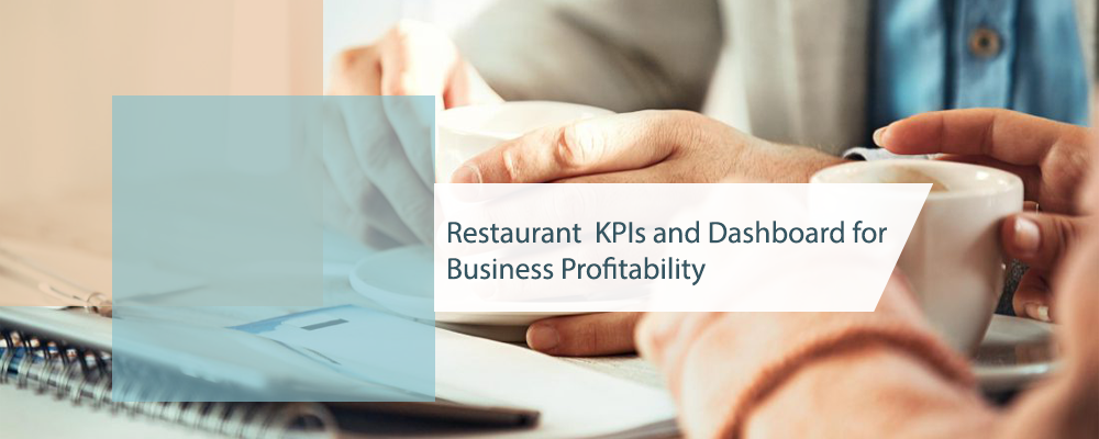 Restaurant KPIs and Dashboard for Business Profitability