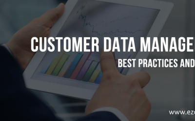 Customer Data Management Best Practices and Trends for Customer Data