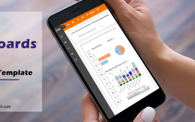 Mobile Dashboard – Discover Examples and Templates