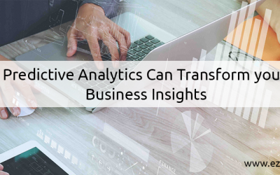 How Predictive Analytics Can Transform your Business Insights