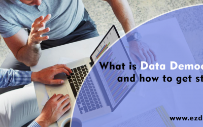 What is Data Democratization and how to get started?