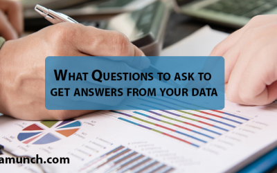 What questions you should ask to get answers from your data